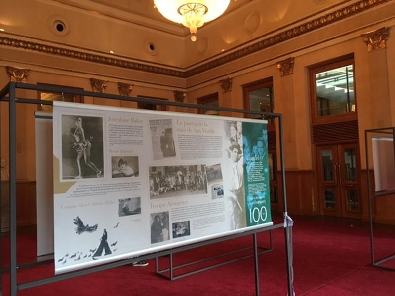 El tango más famoso del mundo está en exposición con una selección de fotografías y documentos de su autor