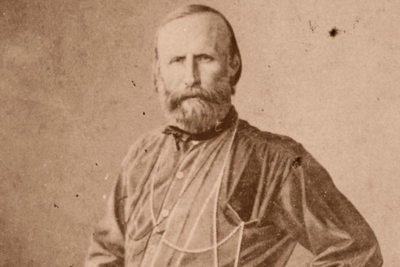 Giuseppe Garibaldi pasó por el Circolo Italiano de Rivera