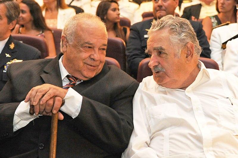 """El ex tupamaro Sergio Lamanna, en CW 154 radio Charrúa de Paysandú, afirmó:""""El jefe de las superbandas era Mujica"""""""