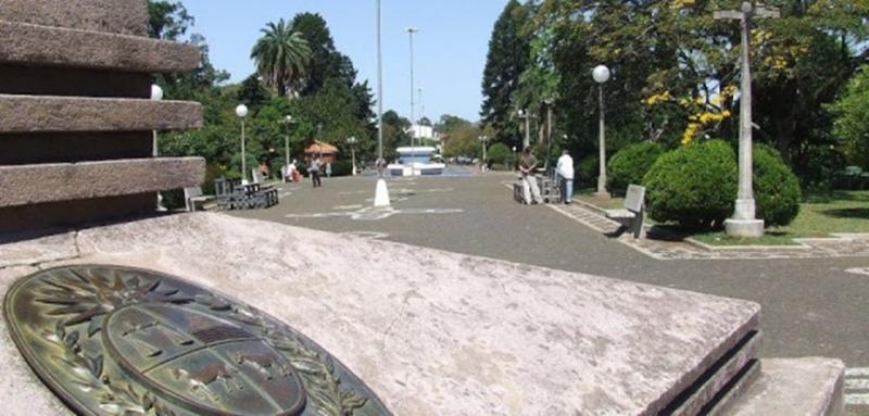El documento donde parece que del lado uruguayo el Parque Internacional es Patrimonio