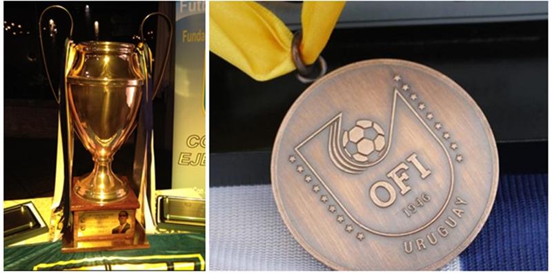 Toda la Copa de Clubes Campeones de la OFI, ahora en dos divisionales