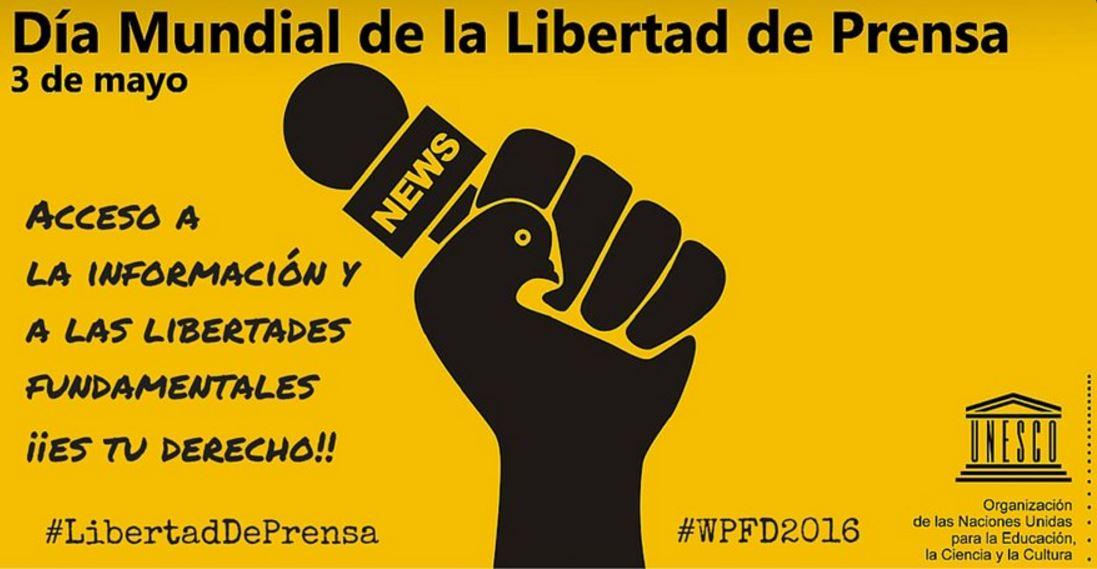 La propia UNESCO alerta por concentración de medios en el Día Mundial de la Libertad de Prensa