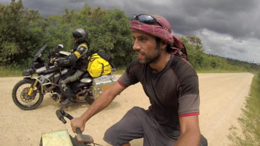 Está en Uruguay, Javier Bicicleting, quien lleva varios años viajando por el mundo. Ahora nos sumamos a él para poder compartir sus experiencias en ruta