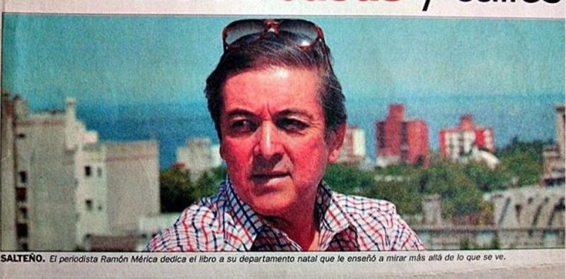 """Uno de los periodistas de """"clase"""" de los últimos cincuenta años de Uruguay"""