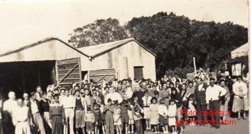 Los canarios en el Uruguay y la llegada de la imagen de San Isidro