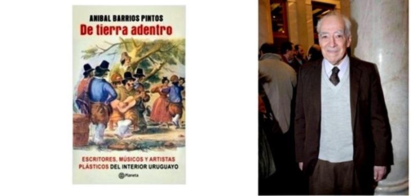 """De tierra adentro"" Ramón Mérica, señalado por el historiador Aníbal Barrios Pintos"