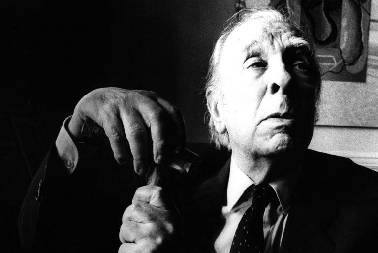 El Montevideo del escritor Jorge Luis Borges