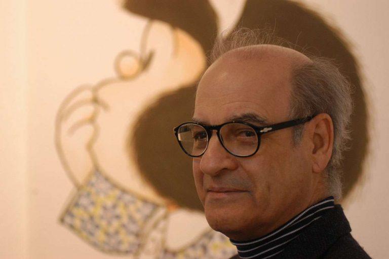 El día que Quino y Mafalda conversaron a la misma vez con Ramón Mérica