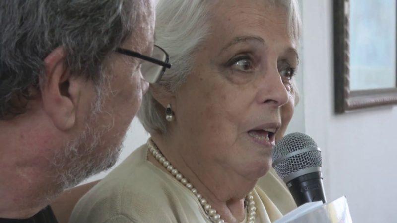 Llegó el adiós para Delia Etchegoimberry, escritora, poetisa e historiadora uruguaya