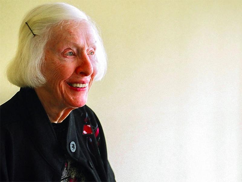Edith Shiffert, la poeta que en los años 60 dejó occidente por Japón, ha muerto en Kyoto