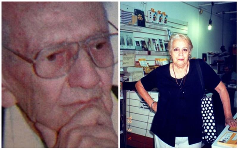 El día de la muerte del esposo de la profesora Delia Etchegoimberry, un apasionado antropólogo argentino que quiso conocer el origen del hombre en América