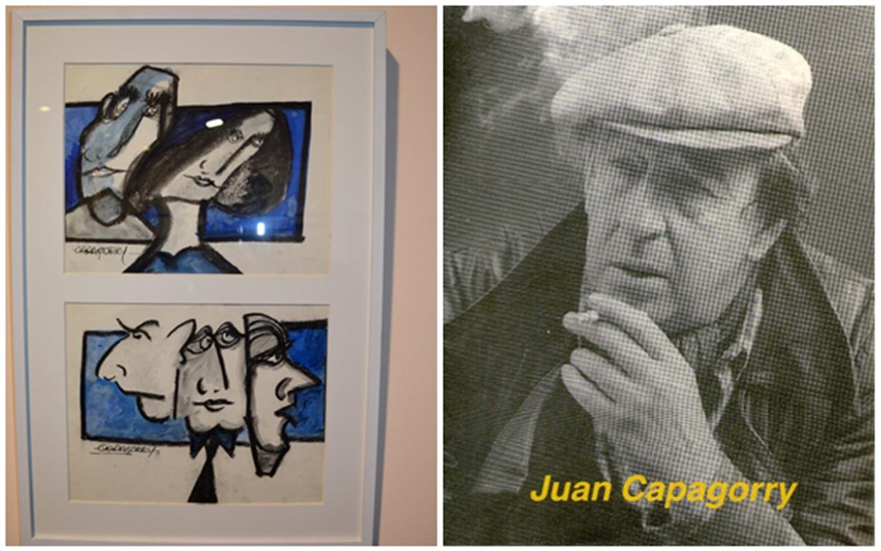 "Un cuentero de ley, el periodista Juan ""Capita""Capagorry, de Solís de Mataojo"