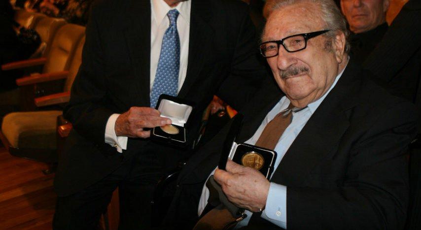 A los 90 años falleció el actor uruguayo Luis Gimeno Teixidó en su casa en la Ciudad de México