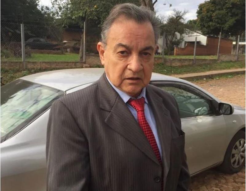 El periodista uruguayo Ismael Antonio Pintos que demandó a la Conmebol por despido injustificado y que ganó la demanda pasando a cobrar diez millones de dólares