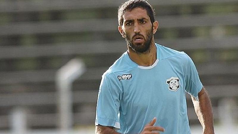 «El Talibán» uruguayo Hernán Menosse fichó con el club andaluz Granada
