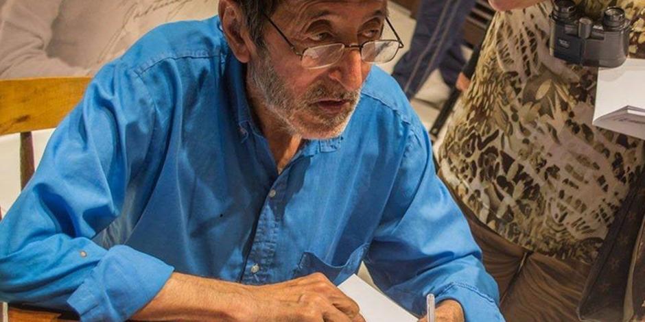 A los 69 años ha fallecido el poeta arachán Julio Guerra, el hombre de bolsillos vacíos y el alma grande
