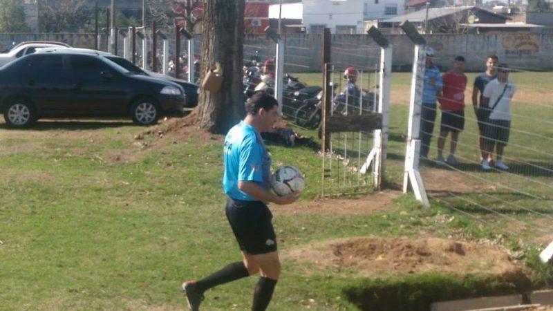 El apriete al árbitro riverense Julio Rivero y al otro asistente, pone en la mira del gremio AIAF al club Sarandí Universitario de Rivera