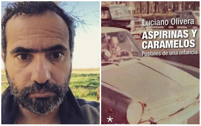 El autor de Aspirinas y Caramelos, Luciano Olivera se mete en la tradición de Soriano, Dolina y Eduardo Sacheri