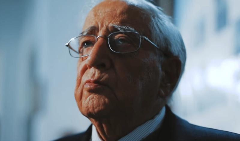 """Tenía que ser don Carlos Julio Pereyra:""""Se ha entrado abiertamente en el camino de la corrupción"""", y peligra la democracia"""