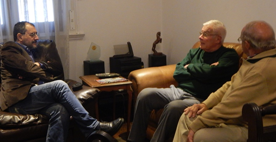 "(Audio) Habló y sentenció el ""José Artigas"" de la OFI"