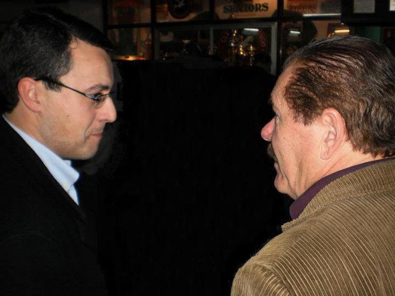 Cuando al expresidente de la OFI, Nelder Márquez, se le dijo: que cuidara las formas y tratara de que sus dichos no le jueguen en contra.