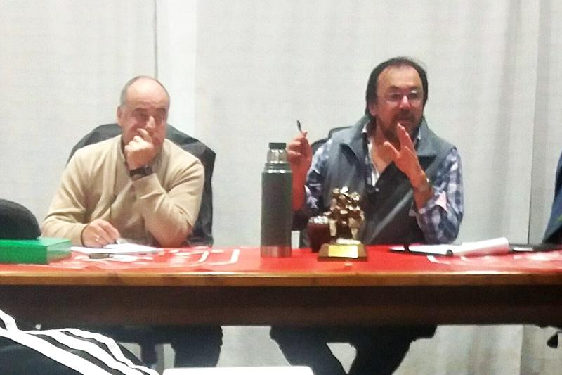 """Bajo el signo del Sur, el presidente Gonzalo Recuero declara:""""La integración (con AUF) viene respetando nuestras diferencias y valorando nuestras similitudes… Entonces, el verbo, es respetar"""""""