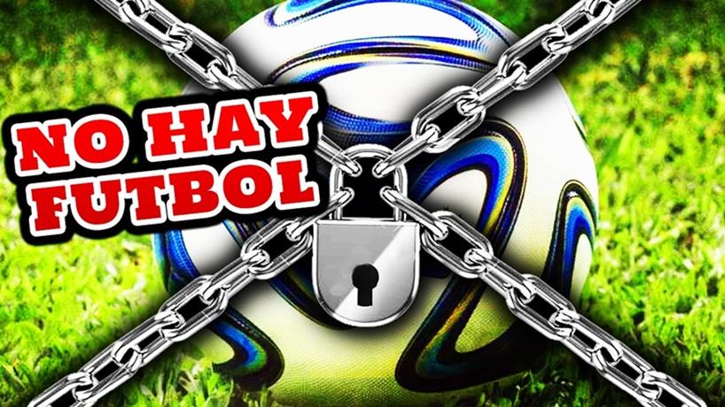 No hay fútbol, según Rómulo Martínez Chenlo