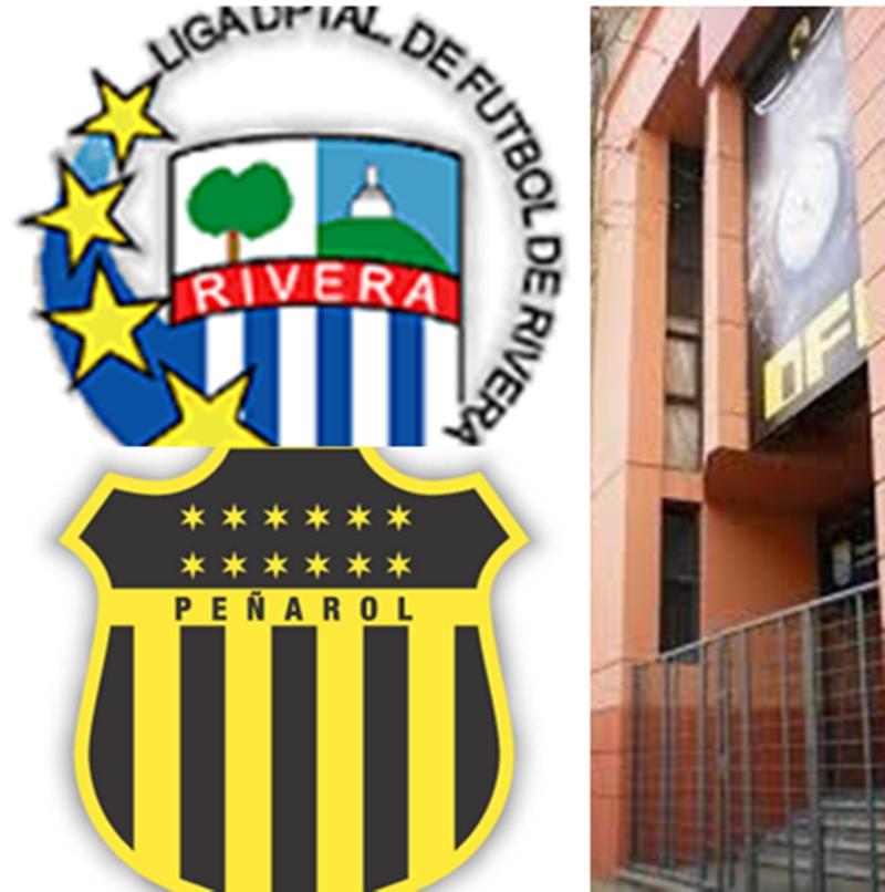 ¿Desobedeció el club Peñarol de Rivera a la OFI, la medida de que los clubes no negociaran jugadores con Racing Club Montevideo?
