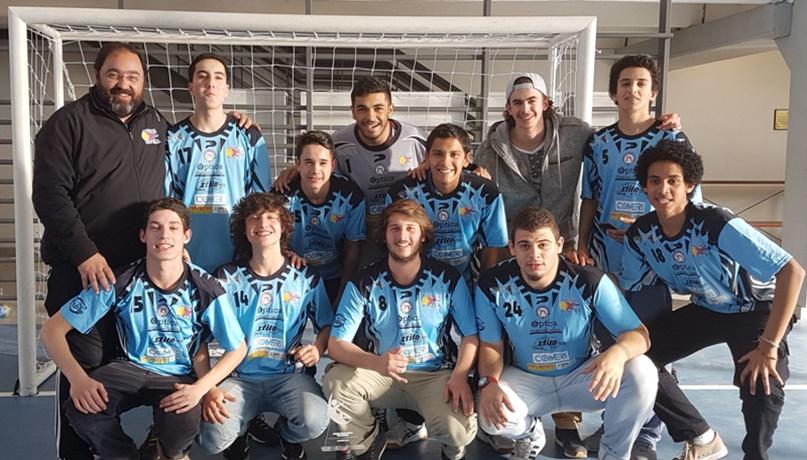 Rivera, invitado a participar del Campeonato Federal de Mayores de Handball