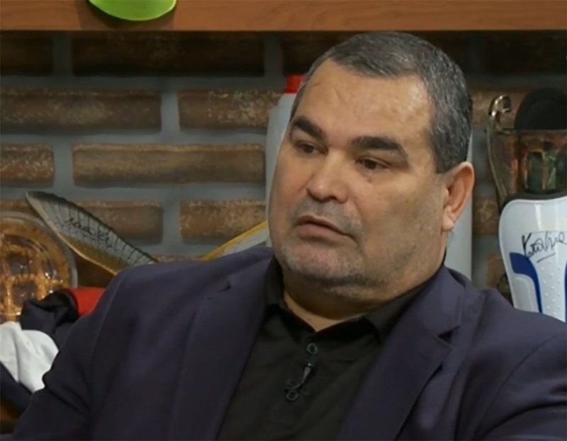 """José Luis Chilavert: """"Gianni Infantino es Al Capone y Alejandro Domínguez es su secretario"""""""