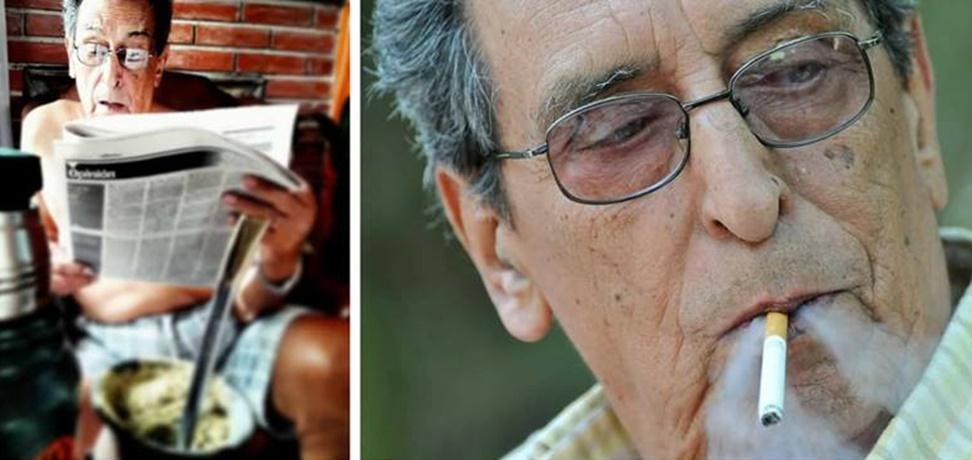 Falleció Carlos Modernell, el gauchito del talud y el Dios verde del carnaval uruguayo