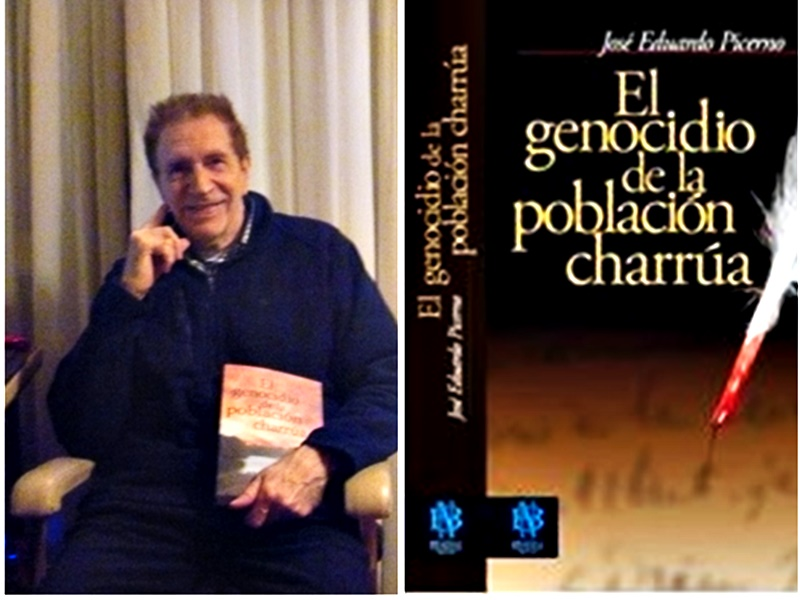 Cómo fueron llevados los charrúas a Francia, como parte del genocidio planificado y ordenado por el presidente Rivera