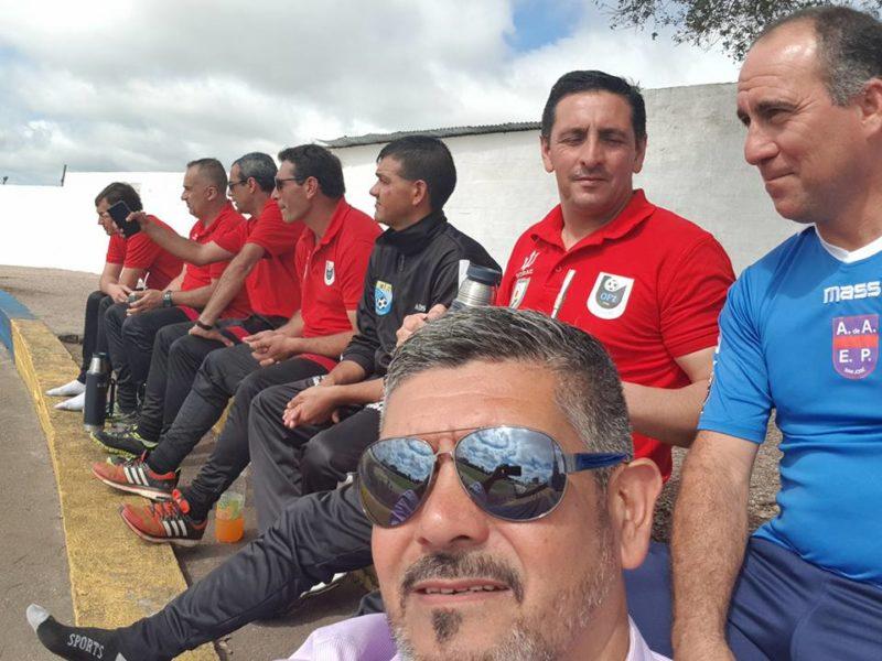 Los árbitros del sindicato AIAF no soportan la intolerancia en el fútbol, por eso sacaron una nota contra el hecho violento en Artigas