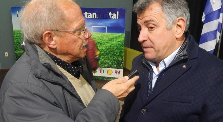 """(Audio) Wilmar Valdez y la tensión que se viene para el 30-O. """"Si es negativa la votación, la FIFA ya ha advertido de el inicio de un proceso que puede traer sanciones"""""""