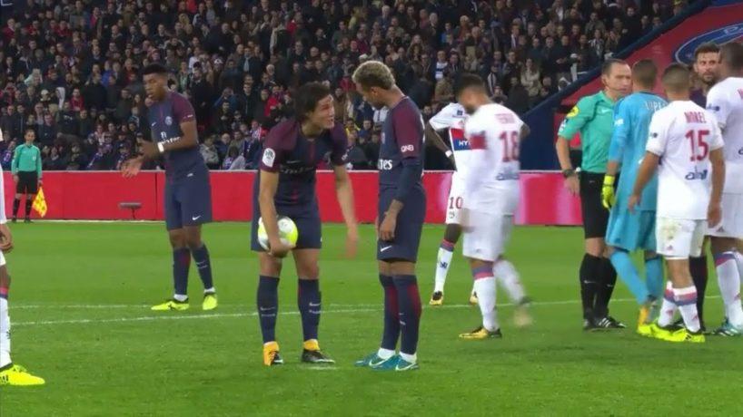 Ahora Cavani señala por qué Neymar no es su amigo y qué pasó en el incidente en el 'Penalty Gate'.