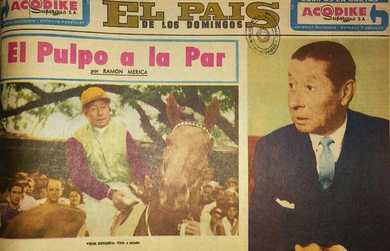 El Pulpo a la par, por Ramón Mérica