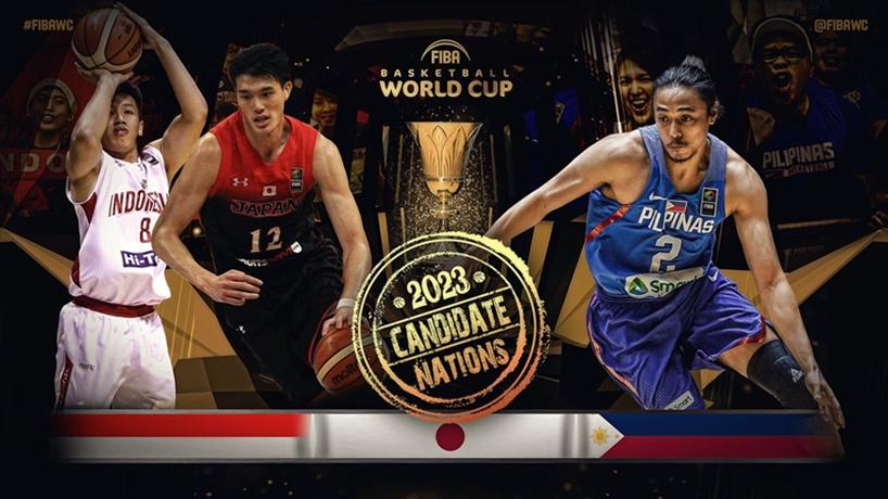 Argentina y Uruguay presentaron la candidatura para organizar en conjunto el Mundial 2023 de básquetbol
