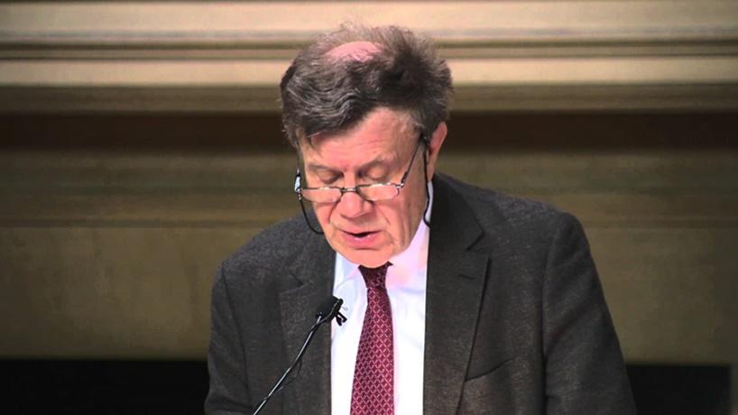 """Roger Chartier:""""Hoy lo más importante son las voces tecnocráticas, que no se preocupan mucho del pasado ni de las humanidades…"""""""