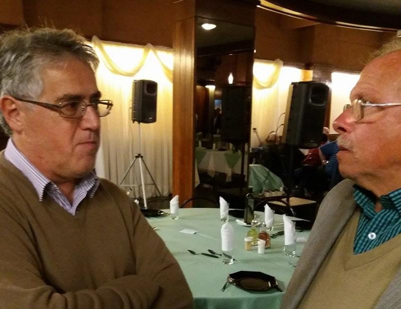 (Audio) Hacer las paces, fue lo que hicimos con el consejero de la OFI, Sergio Gabito.
