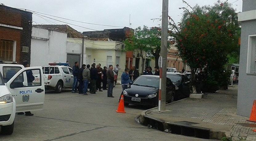 Se conocen los primeros datos oficiales de la policía sobre la tentativa de homicidio producido en Rivera, tras el ataque del marido a la esposa