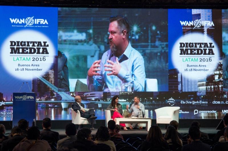 El futuro de los medios fue analizado en el Congreso Digital Media Latam celebrado en Buenos Aires