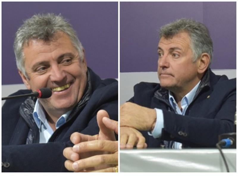 """Valdez:""""El fútbol en Uruguay debe ser uno solo, desde el baby fútbol, pasando por las divisiones formativas, pasando por el fútbol del interior, por el amateur; es uno solo"""""""