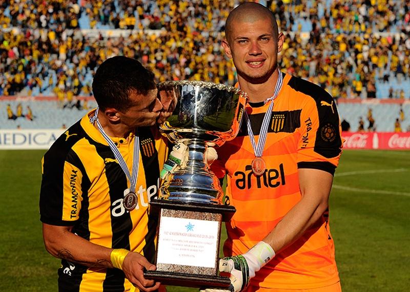 La Copa Uruguaya 2015 – 2016, ganada por el Club Atlético Peñarol. Todos los partidos