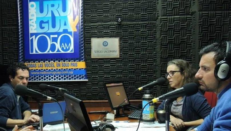 (AUDIO) En la radio del Estado bajaron un programa, y APU responsabiliza a la dirección de la radio por censura