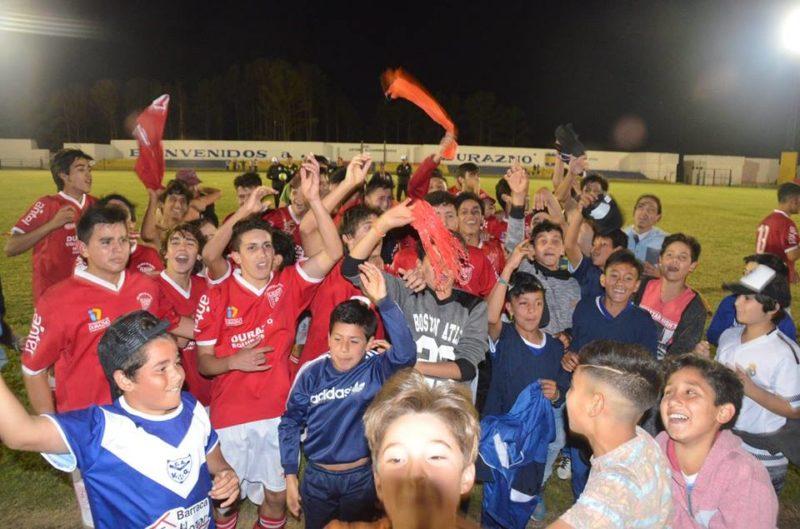 Durazno Sub 15, es la zafra 2017, de la gran Liga que es la OFI