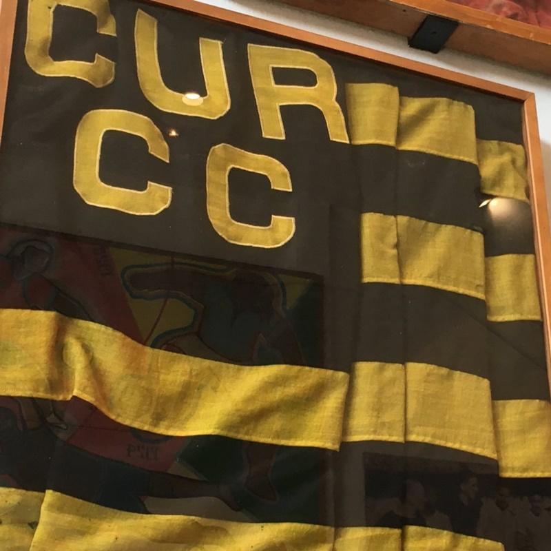 Data fútbol del mes de setiembre: Peñarol y Nacional juegan por primera vez en el estadio Centenario y fundación del C.U.R.C.C.