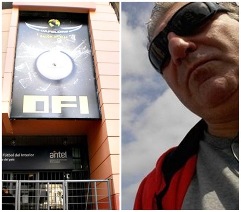 Sintonizándonos. ¿Lo dijo o no lo dijo?: ¿El presidente del Círculo de Periodistas Deportivos del Uruguay, es un operador de la AUF, para contradecir a la OFI?