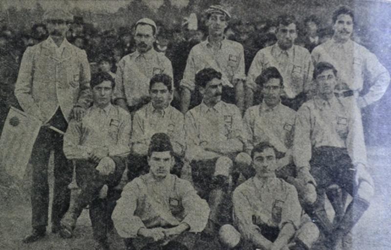 Historia del primer estadio de fútbol que hubo en el Uruguay, perteneció al Albion Fotball Club