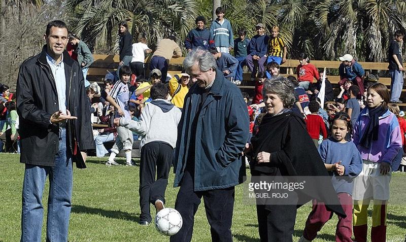 ¿El presidente Tabaré Vázquez, se lavó las manos con el conflicto Mutual contra #MásUnidosQueNunca?
