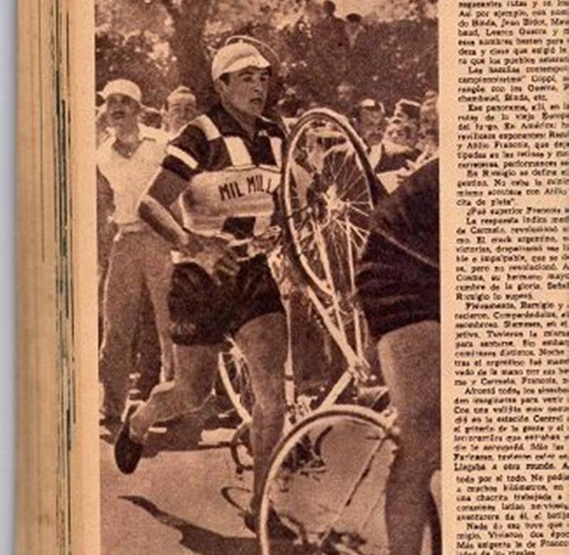 En 1972, cuando la crónica anunciaba que «Rutas de América» largaría desde Paysandú